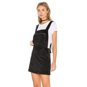 ◇Rare Dolce Vita | Suede Ryder Dress Overall